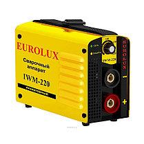 Сварочный аппарат EUROLUX IWM220, фото 3