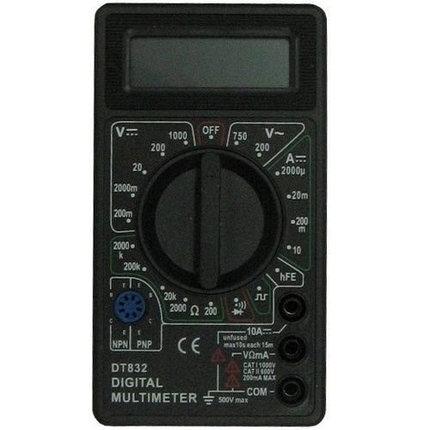 Мультиметр РЕСАНТА DT 832, фото 2