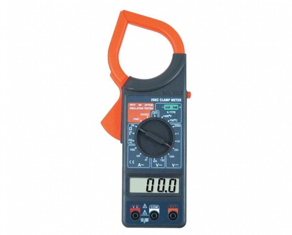 Измерительные клещи РЕСАНТА DT 266C