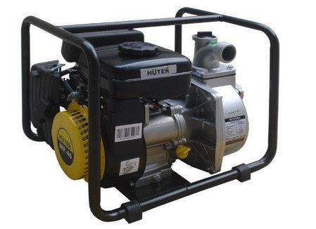 Мотопомпа HUTER MP-40, фото 2