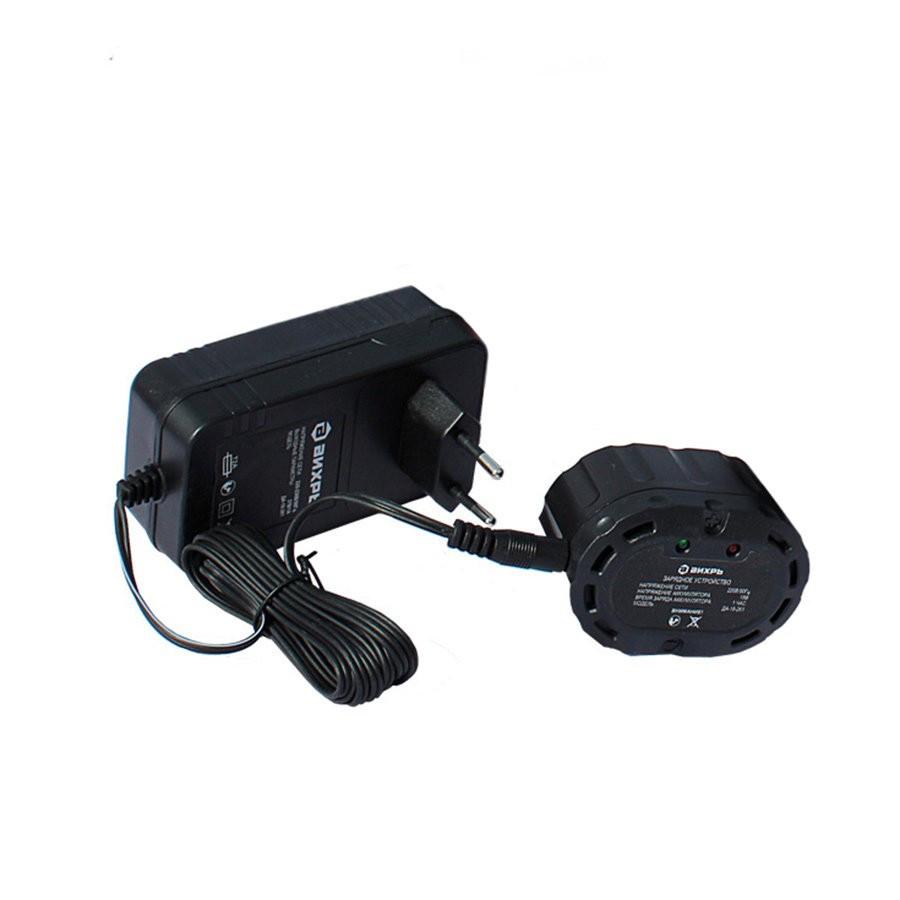 Зарядное устройство для ВИХРЬ ДА-18-2к1 (стакан)