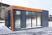 Мобильный офис контейнер15, кв.м