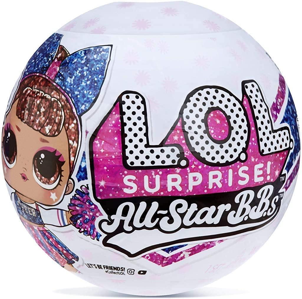 Кукла L.O.L. Surprise All Star BBS Series2 , 8 сюрпризов - фото 1
