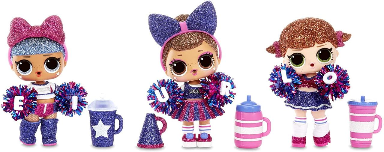 Кукла L.O.L. Surprise All Star BBS Series2 , 8 сюрпризов - фото 4