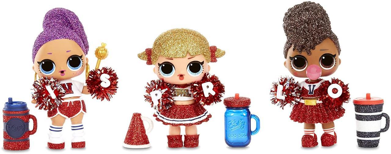 Кукла L.O.L. Surprise All Star BBS Series2 , 8 сюрпризов - фото 5