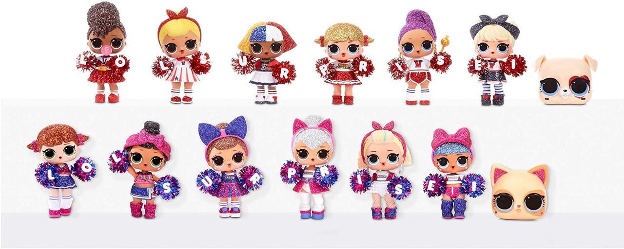 Кукла L.O.L. Surprise All Star BBS Series2 , 8 сюрпризов - фото 6