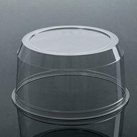 Тортница одноразовая ПР-Т-193, крышка, 22,5х11 см, цвет прозрачный, 100 шт/уп. (комплект из 100 шт.)