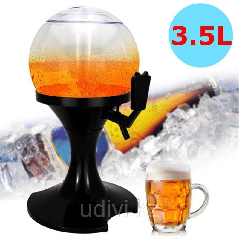 Диспенсер для пива на 3.5 литров
