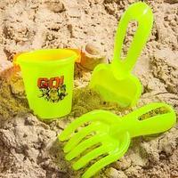 Набор для игры с песком Paw Patrol 'КОМАНДА' 3 предмета МИКС