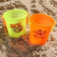 Ведро для игры с песком Paw Patrol 'КОМАНДА' МИКС, 350 мл (комплект из 2 шт.)