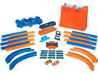 Набор игрушек Hot Wheels Track Builder STUNT BOX