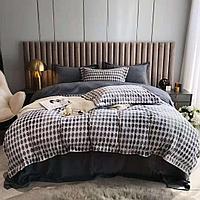 Комплект постельного белья двуспальный из вельвета