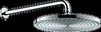 Верхний душ 300 1jet с держателем 39 см Raindance S