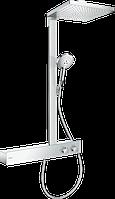 Душевая система с термостатом для душа ShowerTablet 600 Raindance E Showerpipe 300 1jet 27363000