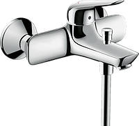 Смеситель для ванны c душем, однорычажный Novus 71040000