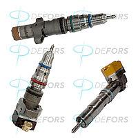 Ремонт форсунок Caterpillar 1168822 для двигателя: CAT 3176 / 3196 / C10 / C12