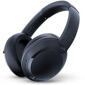 Накладные Bluetooth-гарнитуры TCL, темно-синие