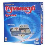 """Игра настольная Стиль жизни """"Руммикуб: Без границ"""""""