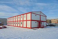 Общежитие 660 кв.м, 44 модулей,