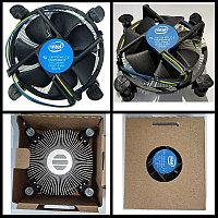 Fan Intel original 0.6A box new, фото 1