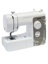 Швейная машинка BROTHER LX-1700 17стр,петля-п/автомат,гориз.челн