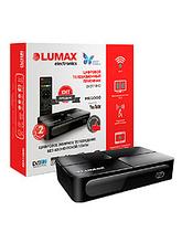 Цифровая ТВ приставка LUMAX DV2118HD, DVB-T2, Wi-Fi