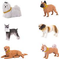 Игрушка фигурка собачки 5-10 см в ассортименте