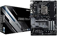 Материнская плата ASRock Z390 PRO4 LGA-1151 Supports 9th and 8th Gen Intel® Core Processors (Socket 1151)