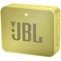 Колонка Bluetooth JBL, желтая