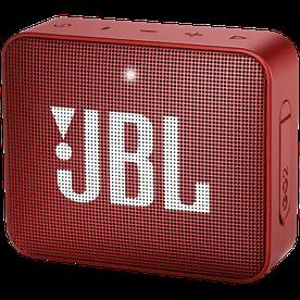 Колонка Bluetooth JBL, красная