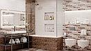 Кафель   Плитка настенная 20х60 Эссен   Essen темный, фото 2