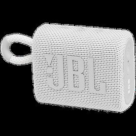 Водонепроницаемая Bluetooth колонка JBL, белая