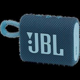 Водонепроницаемая Bluetooth колонка JBL, синяя