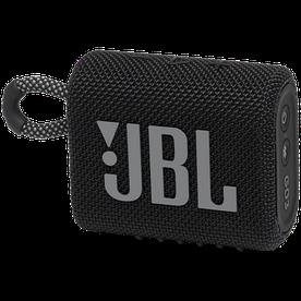 Водонепроницаемая Bluetooth колонка JBL, черная