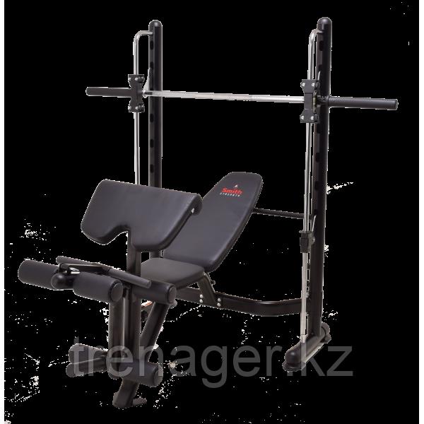 Многофункциональная силовая скамья Smith Strength WB570 - фото 2
