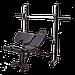 Многофункциональная силовая скамья Smith Strength WB570, фото 2