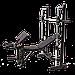 Многофункциональная силовая скамья Smith Strength WB570, фото 3