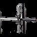 Многофункциональная силовая скамья Smith Strength WB570, фото 5
