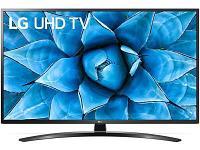 Телевизор LED LG 43UN74006LA 109 см черный