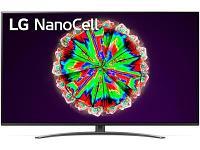 Телевизор LED LG NanoCell 49NANO816NA 124 см черный