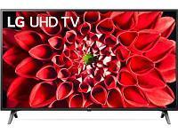 Телевизор LED LG 49UN71006LB 124 см черный
