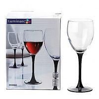 DOMINO фужеры для вина 24.5cl.по 4шт(E5139-E9483)