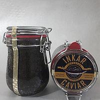 Икра осетровая черная зернистая малосол Inkar Imperial Caviar 500 гр