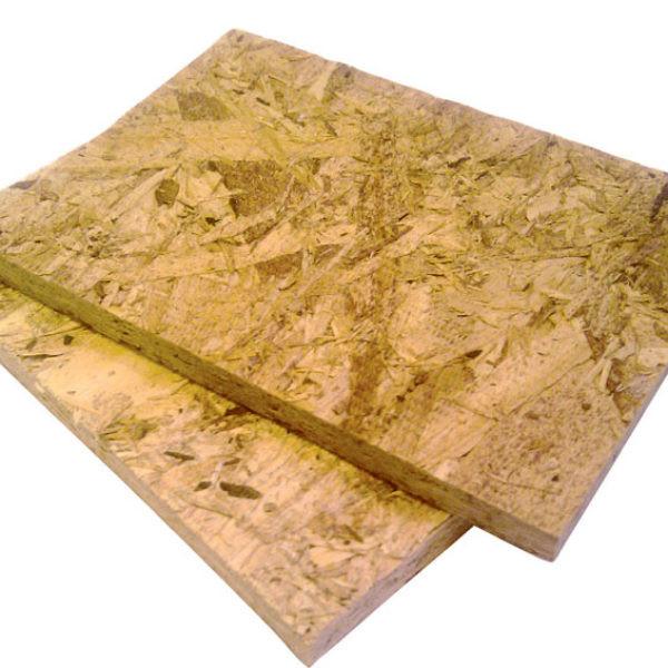 Плита OSB (Кроношпан) толщина 9 мм, размер 2440*1220