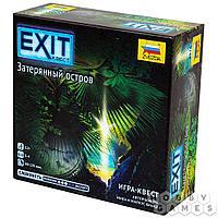 Настольная игра: Exit Квест. Затерянный остров, арт. 8974