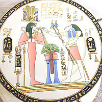 """Фарфоровый сувенир """"Фараон"""""""