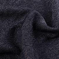 Трехнитка петля черного цвета