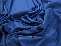 Двунитка начёс синий