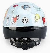 Шлем защитный Happy Baby STONEHEAD size S Llight grey, фото 3