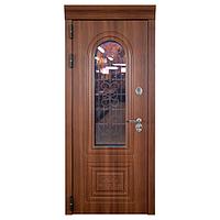 Входная дверь Лотте стеклопакет с терморазрывом
